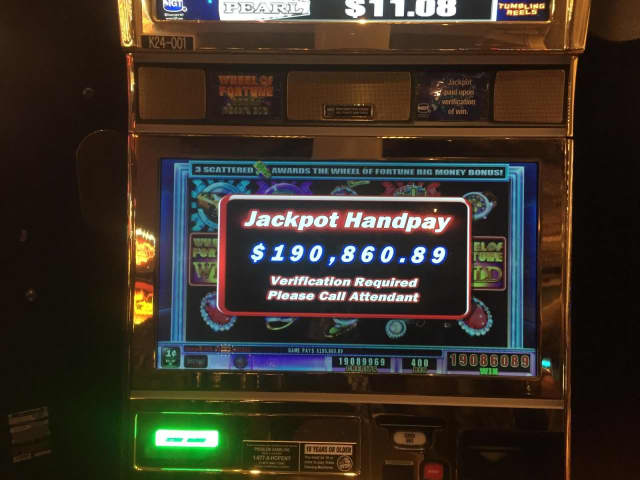 empire city casino slot winners