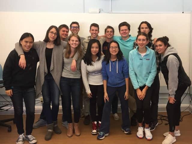 Members of the Bronxville School Student Help Desk became certified as Google Educators Level 1.
