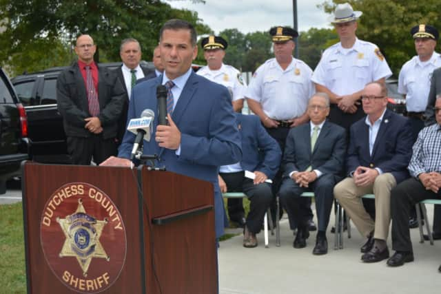 Dutchess County Executive Marc Molinaro will present his new program to help battle the opioid epidemic on Tuesday.