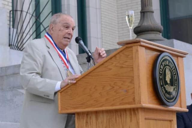 Former Mayor Angelo Martinelli.