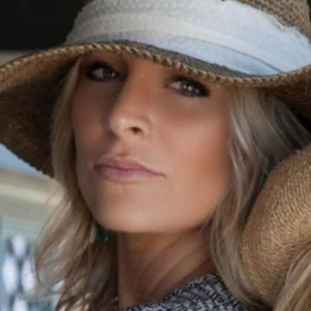 Laura McKittrick, founder and editor of the Greenwich-based luxury lifestyle digital magazine Greenwich Girl.