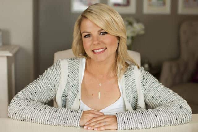 Andrea Woroch, who grew up in New Rochelle, is a nationally known consumer and money-saving expert .