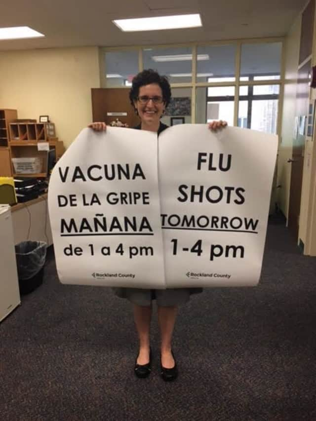 It's not too late to get a flu shot.