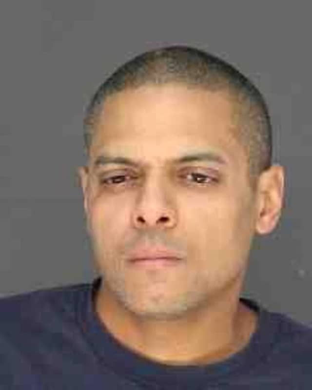 Edwin Zarzuela was charged with driving while intoxicated following a traffic stop in West Nyack.