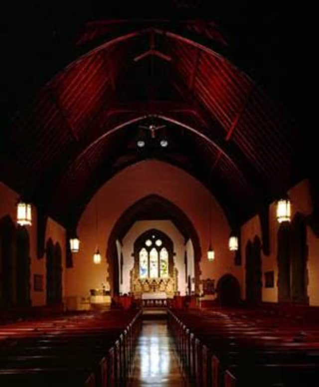"St. Thomas Episcopal Church in Mamaroneck will be holding a ""Blue Christmas"" service this Sunday for folks who might be feeling lonely and sad during the holiday season."