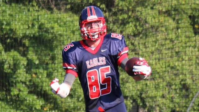 Eastchester High School senior Andrew Schultz has been nominated for a prestigious award by Coach Fred DiCarlo.