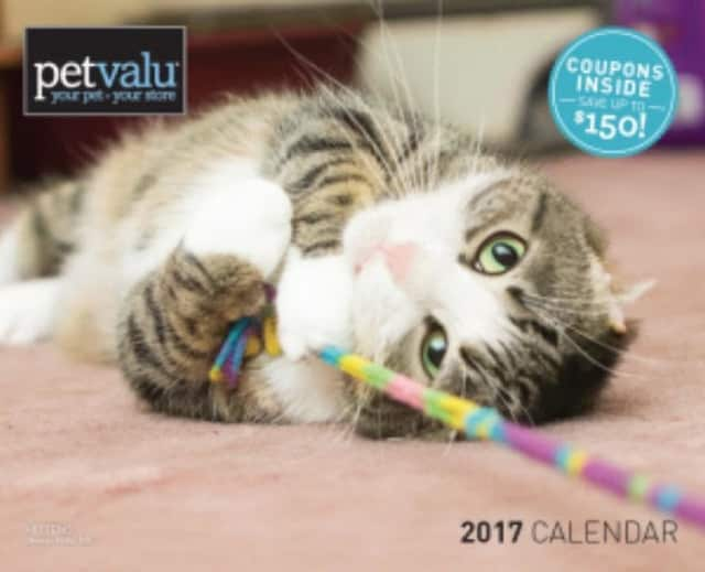 Pet Valu is holding an open casting call for pets for its annual calendar.