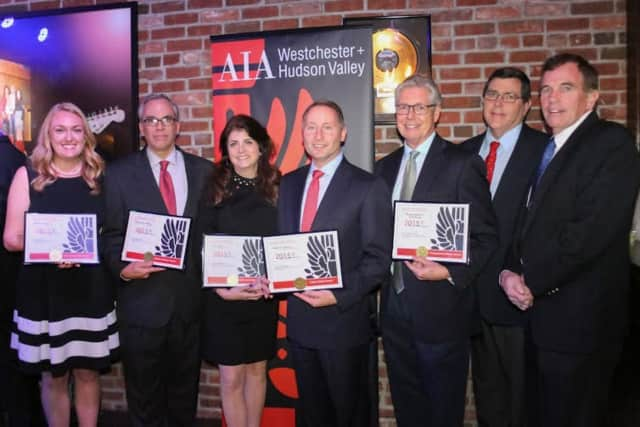 American Institute of Architects Westchester Hudson Valley as its 2015 Professional Affiliate Award