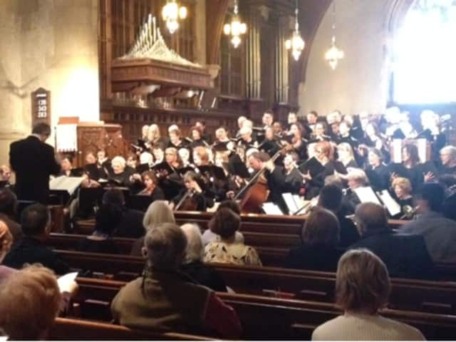 "Singers of all levels are invited to take part in singing Verdi's ""Requiem"" on Sunday, Nov. 22, at 3 p.m., at The Reformed Church of Bronxville."