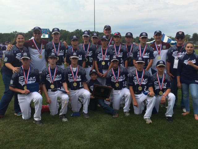 The U14 Ridgewood Junior League All Star Team — winners of the Junior Little League East Region Championship — competed in the Junior League World Series in Michigan.