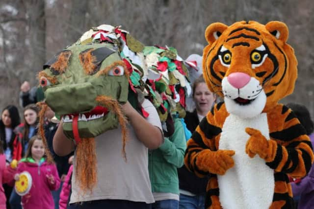 Asian New Year Celebration taking place at Connecticut's Beardsley Zoo on Saturday, Feb. 13, from noon - 3 p.m.