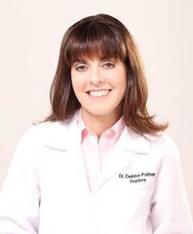 Dr. Debbie Palmer is the founder and creator of REPLERE, a natural, antioxidant-based skincare line,