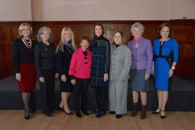 The fifth annual of the Powerful Women series at the College of New Rochelle on Jan. 21 featured leaders in health care who addressed topics like patient safety and the drug approval process.