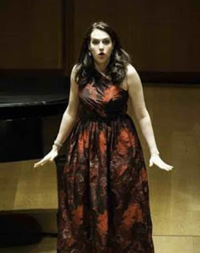 Scarsdale native Claudia Rosenthal recently won a George London Award for opera singing.