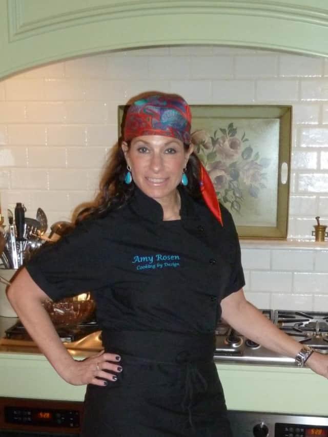 Larchmont Chef Amy Rosen.
