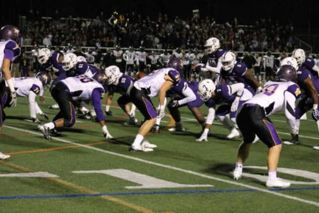 The New Rochelle football team fell to Troy in the state semifinals.