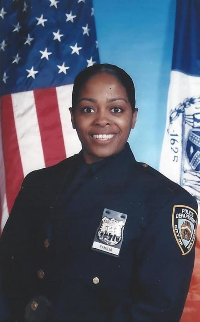 NYPD Police Officer Miosotis Familia