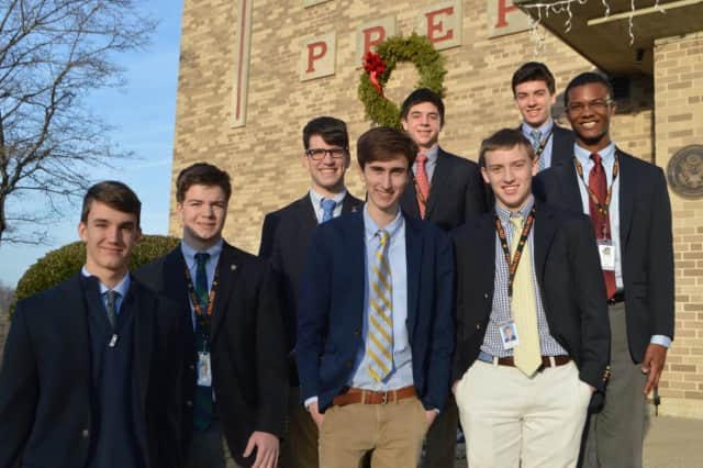 Terence Burke of Greenwich and Langston Morrison of Stamford are among students at Iona Prep in New Rochelle who have accepted Early Decision offers from elite colleges.