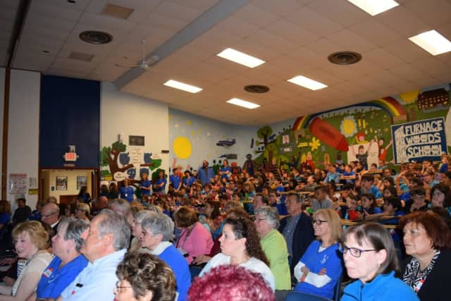 Furnace Woods Elementary School recently celebrated its 50th anniversary.
