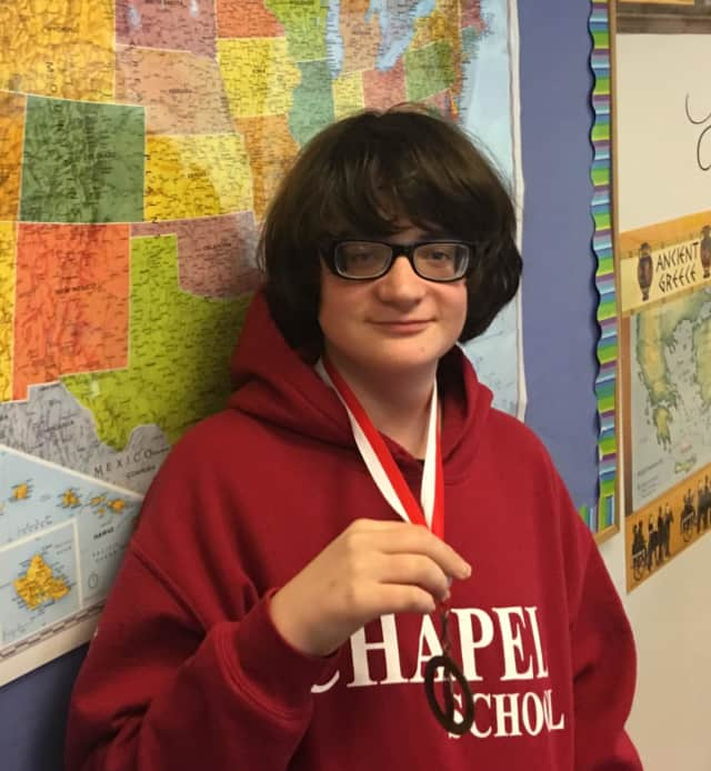 Henry is headed to the New York State Bee.
