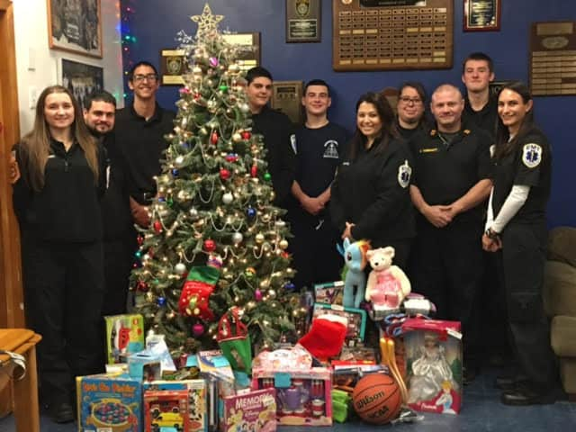 The NAVES Giving Tree rounded up a ton of donations for needy kids in the community.