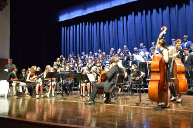 The all-county band and orchestra rosters were recently announced.