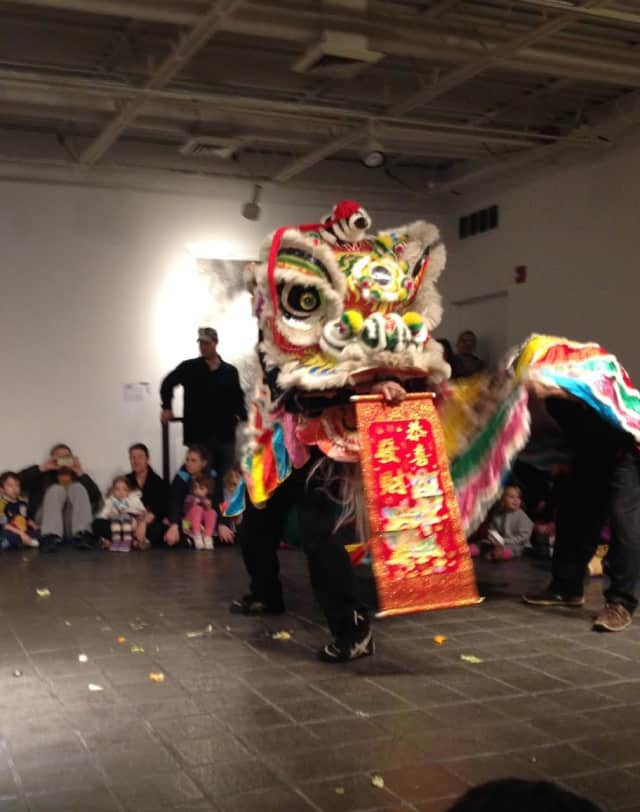 Celebrate the Chinese New Year at the Pelham Arts Center on Feb. 6.