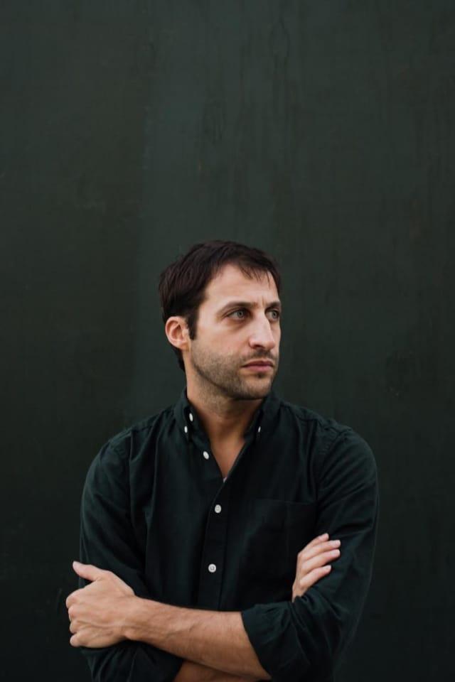 Novelist Kris D'Agostino