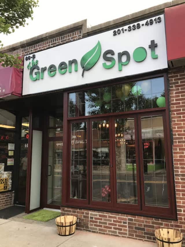 The Green Spot in Bergenfield.