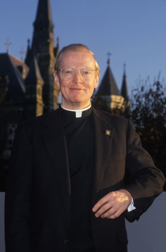The Rev. Leo O'Donovan