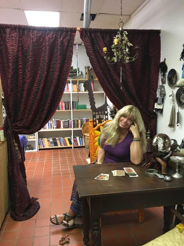 Shelton resident Laura Lenhard, owner of Talisman in Monroe.