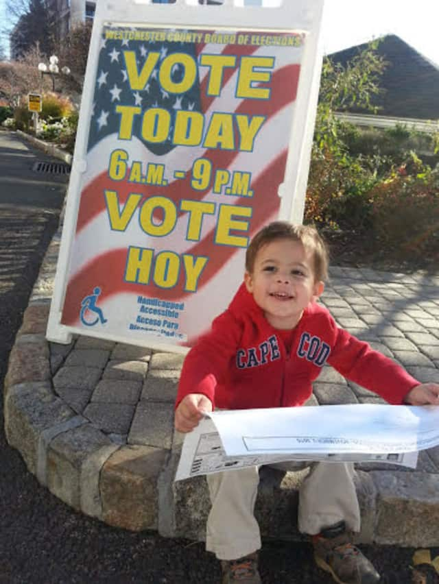 Westchester County residents are set to vote on three state primaries on Tuesday.