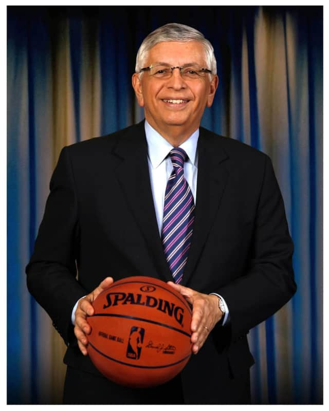 David Stern, a longtime #Westchester resident who built the NBA into a powerhouse during his 30 years as commissioner, has died, the league announced