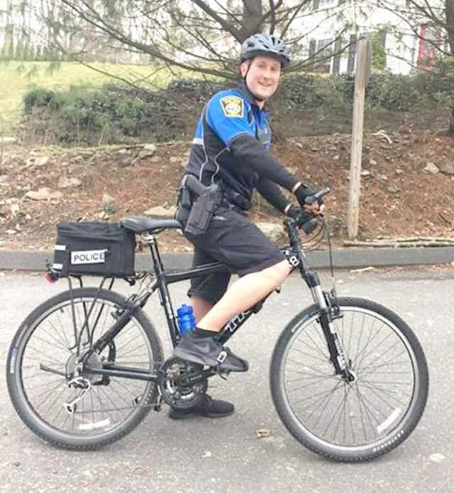 The Trumbull Library will host a bike safety day featuring Trumbull police officers May 14.