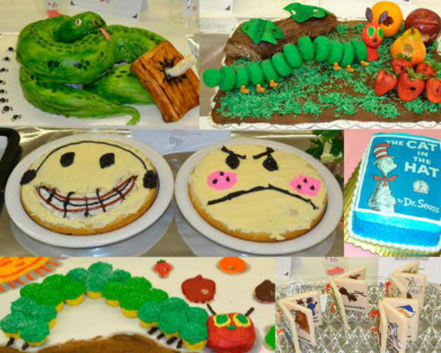 The Rutherford Public Library will host the Edible Book Festival April 2.