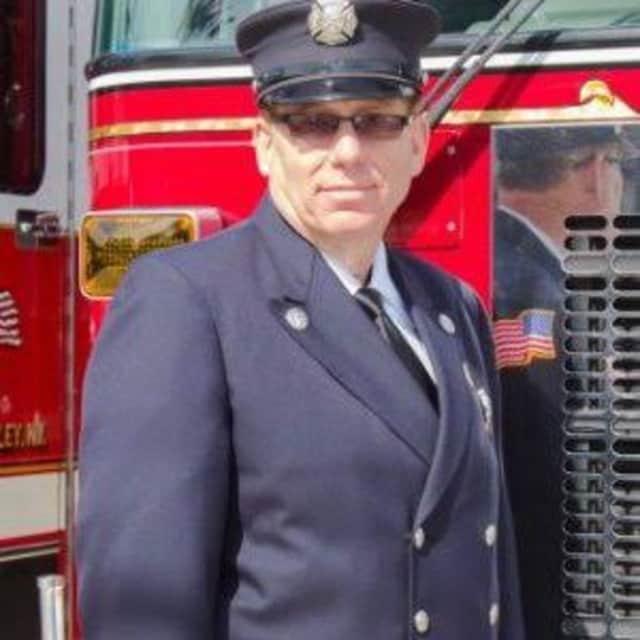 Fire Capt. Justin Schwartz
