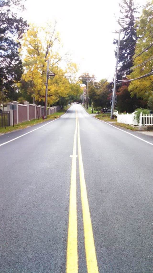 The Town of Corlandt has paved 14 roads over the past two years without having to borrow any funds.