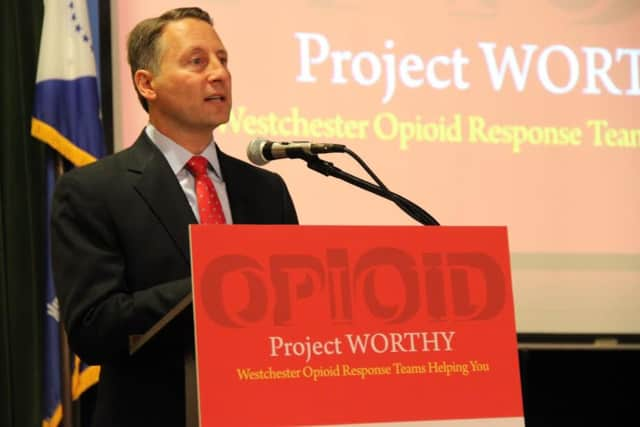 Rob Astorino introduces Project WORTHY.