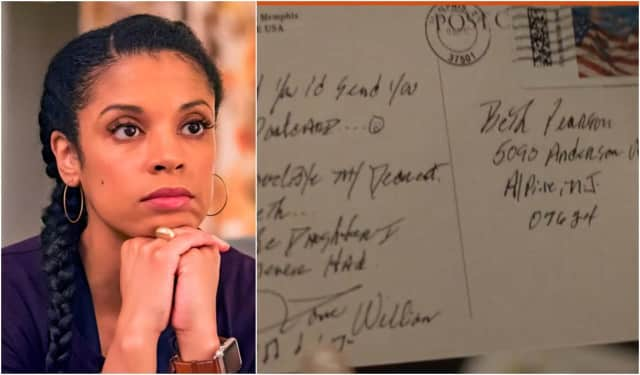 "A postcard addressed to Beth Pearson revealed that the Pearsons live in Alpine on ""This Is Us."""