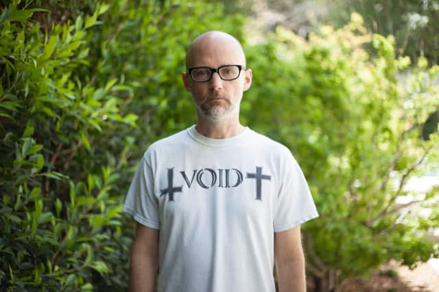 Moby will sign copies of his new book at Franklin Street Works in Stamford on Saturday, May 21.