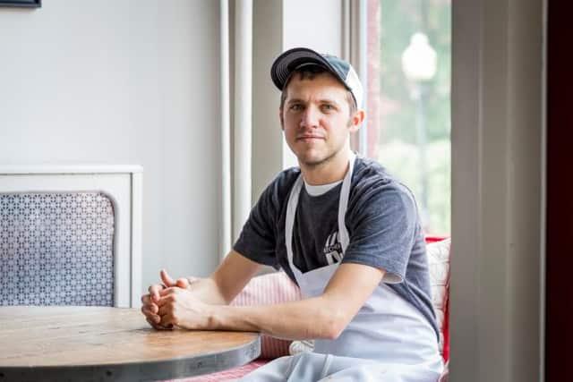 Brian Arnoff's restaurant was named Best New Restaurant in the Hudson Valley.