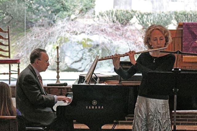 Anthony Newman and Eugenia Zukerman