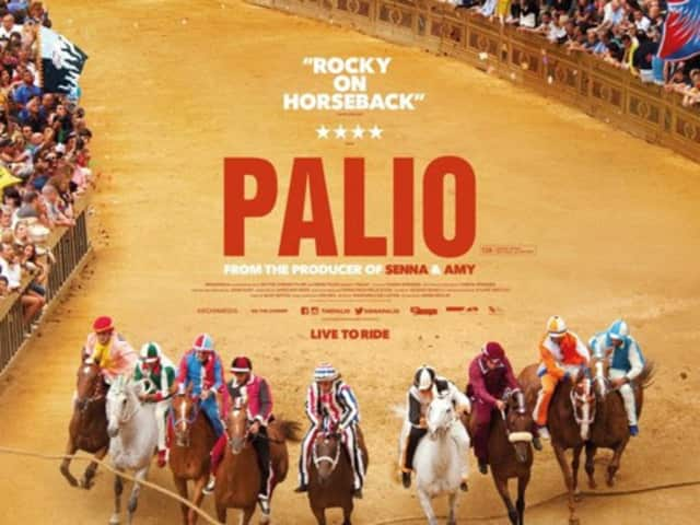 """Norwalk Public Library will host Italian movie night with a showing of """"Palio,"""" a documentary on the annual bareback horse race in Siena, Italy."""
