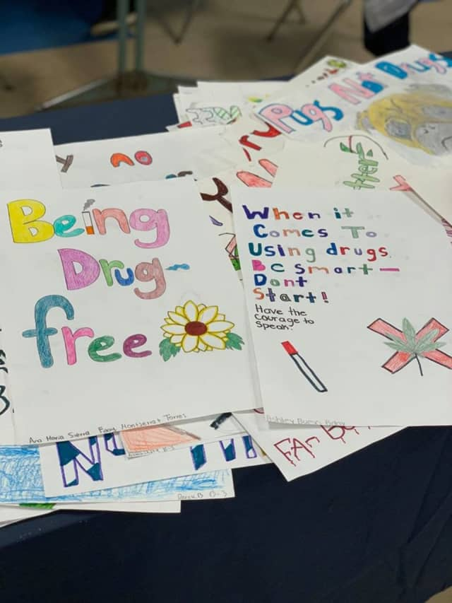 Fairfield County community members are invited to a free dinner and hear from children at a Courage to Speak Foundation drug-free education event this month.