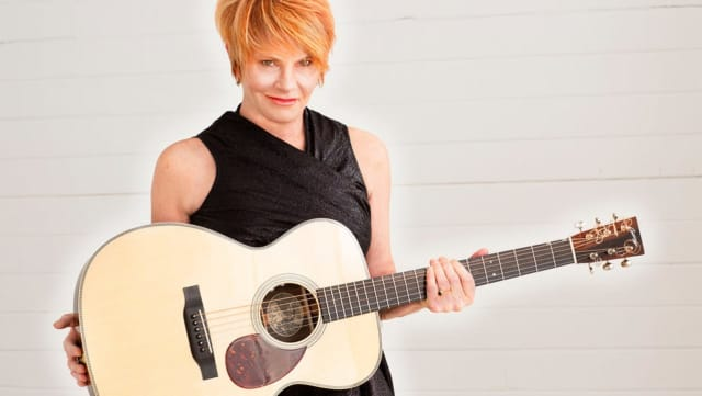 """Shawn Colvin perhaps best-known for her commercially successful """"Sunny Came Home"""" is making a Fairfield stop on her current tour."""