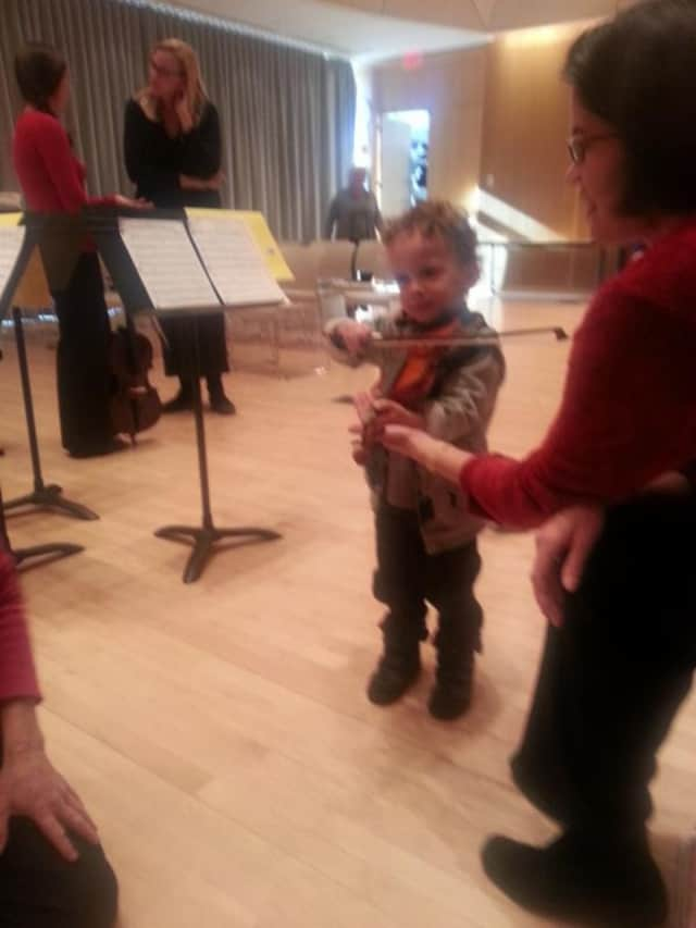 Norwalk Symphony Orchestra presents (Not) Just For Kids