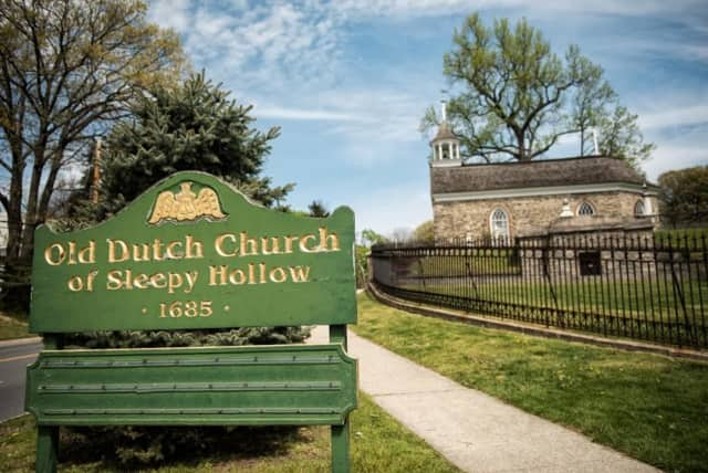 The Old Dutch Church of Sleepy Hollow will be undergoing renovations in 2017.