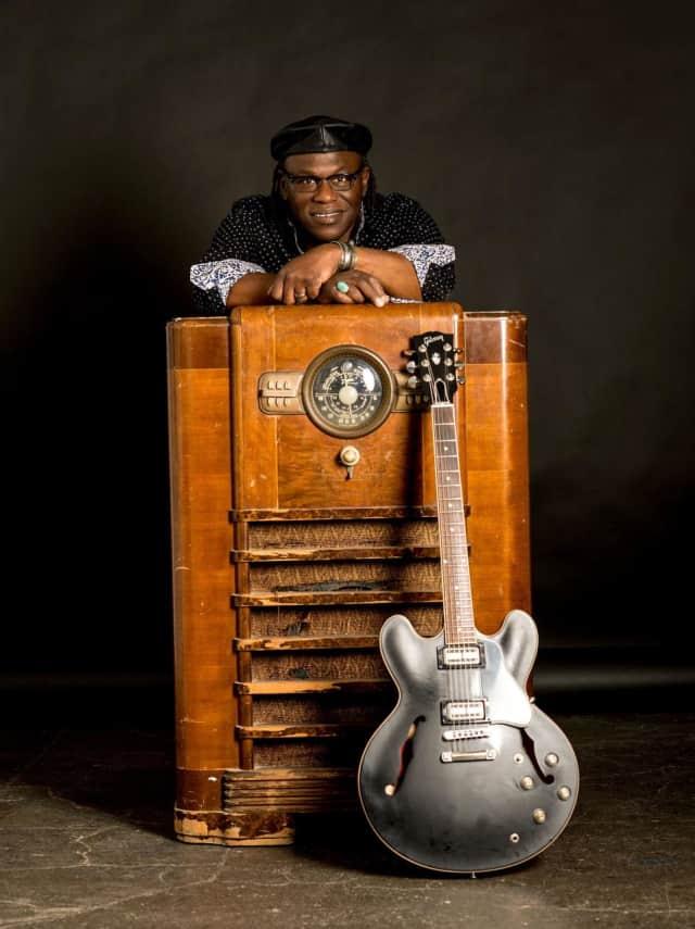 Joe Louis Walker will be performing at the Peekskill Jazz and Blues Festival.