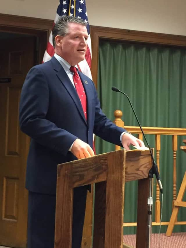 New York State Sen. Terrence Murphy.