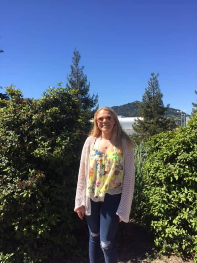Olivia McKay is returning home to California for college.